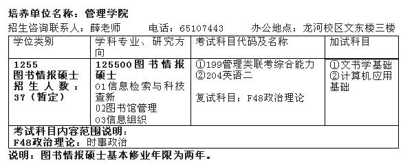 2018年安徽大学公共管理硕士MPA招生简章及专业目录【组图】